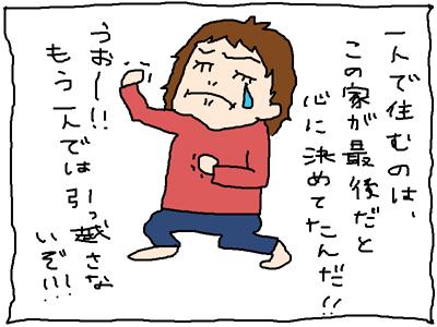 東京在住一人暮らし。4年間で3回目の引越し。