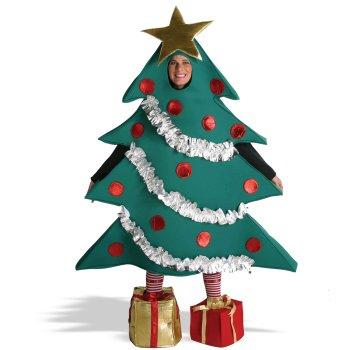 クリスマスツリーコスプレ