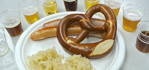 ドイツ料理とビールの結界