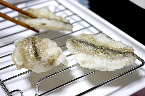 キスの天ぷら食べまくり!初船釣りを堪能した(旦那氏がw)