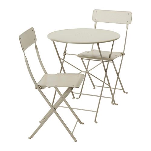 IKEA SALTHOLMENテーブルチェアセット