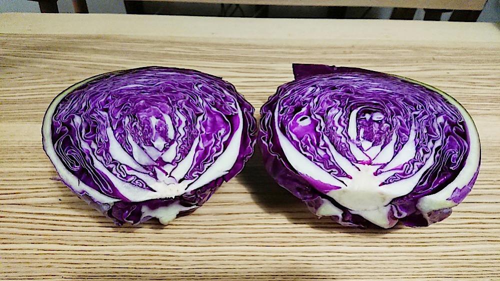 紫キャベツ