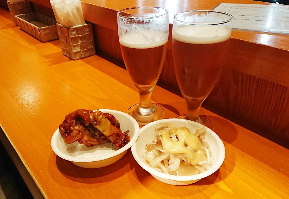 沖縄料理で乾杯