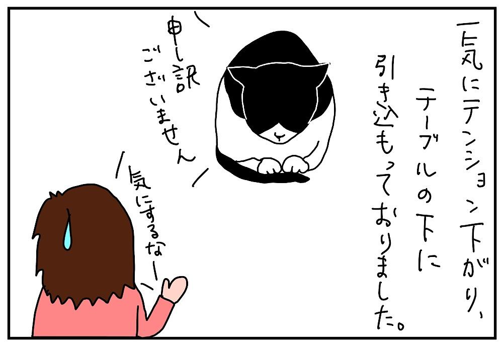 モコ蔵大反省